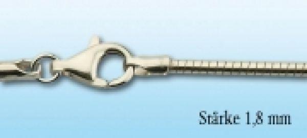 Omegareif Silber, 1,8mm stark