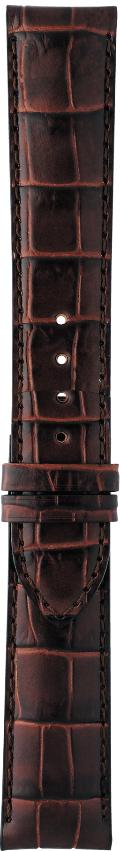 Tissot Original Lederband braun für T019430B