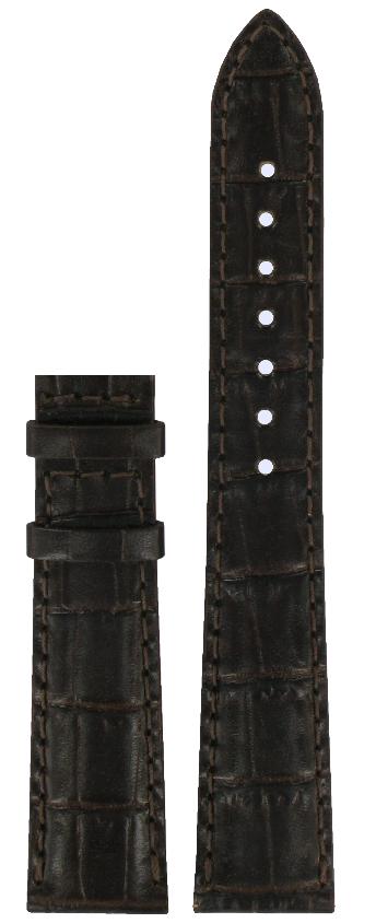Tissot Original Lederband braun für T008217A