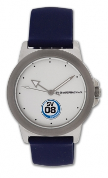 SV08 Armbanduhr TRESOR, Kautschukband