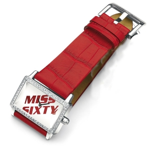 Miss Sixty Damenarmbanduhr WM2J9002