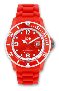Ice-Watch Armbanduhr Ice-Summer Beach Paprika small
