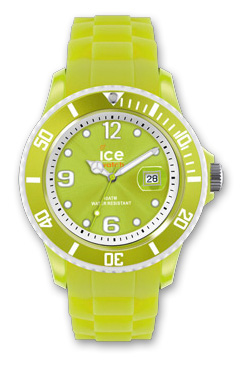 Ice-Watch Armbanduhr Ice-Summer Beach Lime big