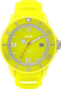 Ice-Watch Armbanduhr Sunshine 2014 gelb unisex
