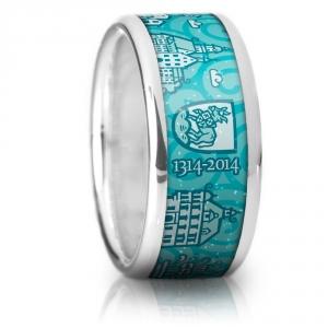 Auerbach Ring türkis