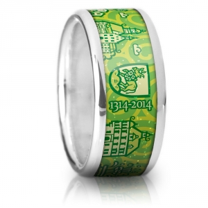 Auerbach Ring grün