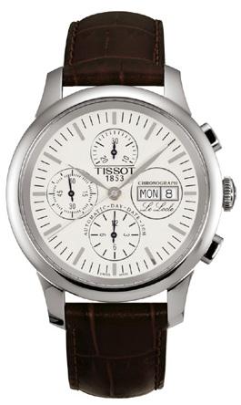 Tissot Le Locle Automatikchronograph