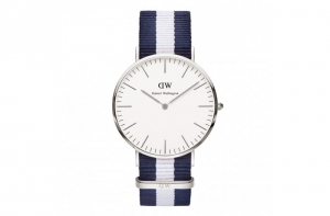 Daniel Wellington Glasgow Silber