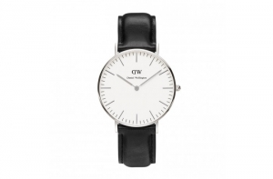 Daniel Wellington Sheffield Silber