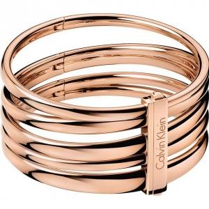 Calvin Klein sumptuous Ring rosé