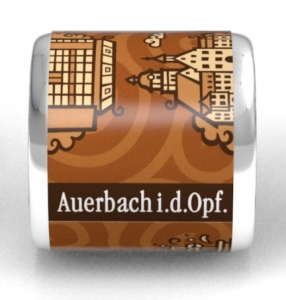 Auerbacher Anhänger braun