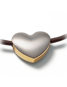 Boccia Titanium Anhänger Herz