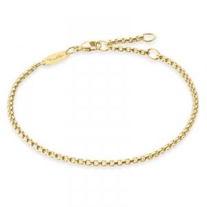 Glam & Soul Armband A1403 gelbvergoldet