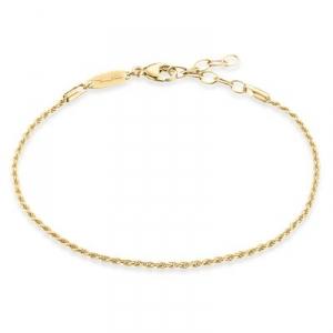 Glam & Soul Armband A1404 gelbvergoldet