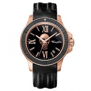 Thomas Sabo Herrenuhr WA0279 REBEL ICON