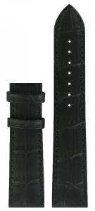 Tissot Original Lederband schwarz für T063610A