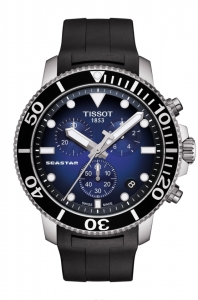 TISSOT Seastar 1000 Chronograph Quartz