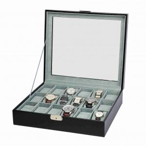 Uhrenkoffer für 18 Uhren