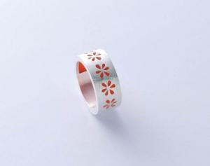 Allaxo Blüten Ring ALX-16743