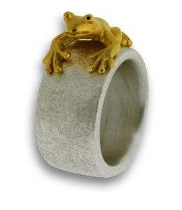 Drachenfels Design, Ring Froschkönig DFR17AGG