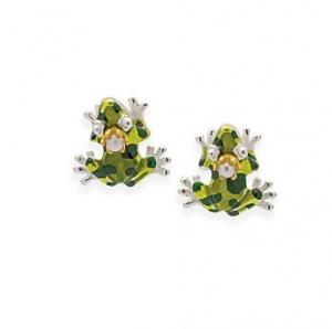Drachenfels Design, Clipstecker Giftpfeilfroschkönig
