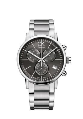 Calvin Klein Herrenuhr post-minimal Chronograph