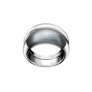 Calvin Klein ellipse Ring