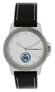 SV08 Armbanduhr TRESOR, Lederband