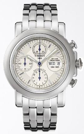 Tissot T-Lord Automatikchronograph